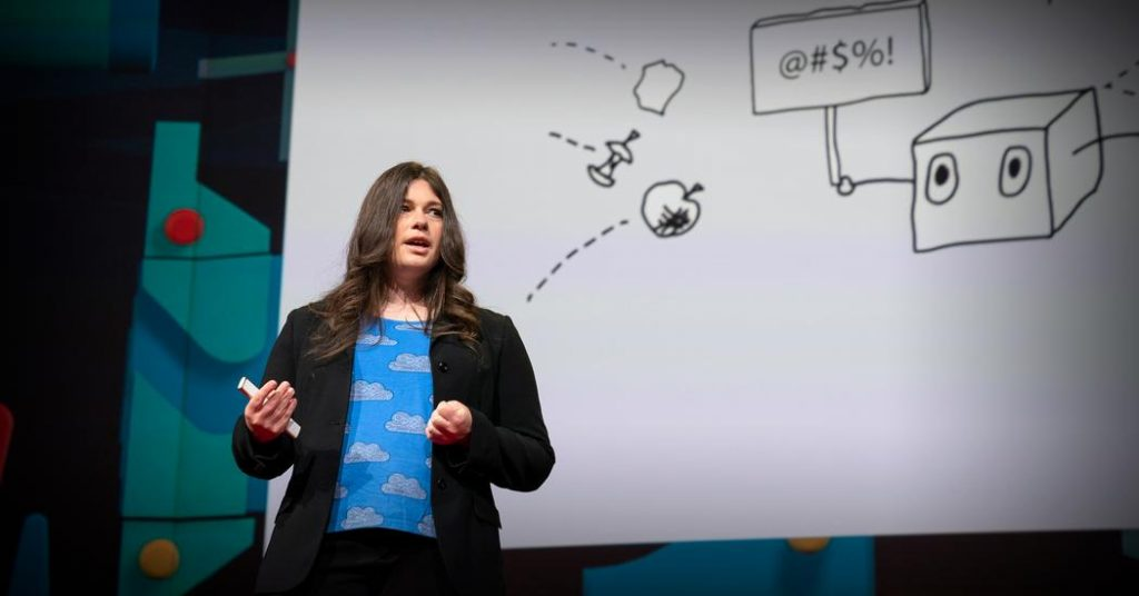 The danger of AI is weirder than you think | Janelle Shane